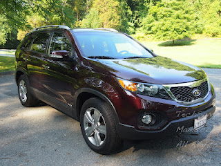 Kia Sorento: Affordable SUV with Flexible Seating