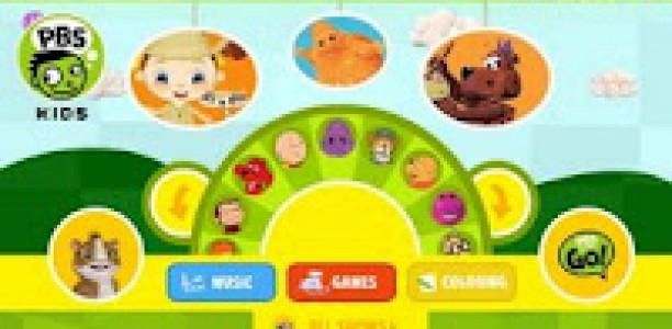 Pbs Kids Toddler Games