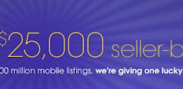 eBay Mobile App: List to Win $25,000 and Join Today's eBay Twitter Party