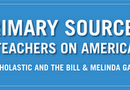 WEDNESDAY 3/3: Teachers Share State of Their Schools via Scholastic Webcast