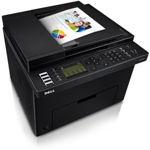 dell 1355cnw multifunction color printer review of a laser printer for home offices tech. Black Bedroom Furniture Sets. Home Design Ideas