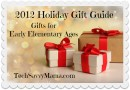 Gifts for Early Elementary Ages (grades K-2)