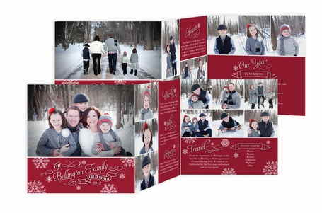 Tiny Prints Holiday Card Picks (w. $50 GC giveaway)