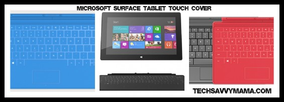 Microsoft Surface Touch Cover TechSavvyMama