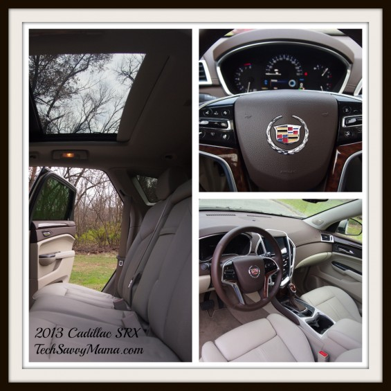 Cadillac Crossover Suv: Cadillac SRX: Luxurious Crossover SUV With An Eye For Detail