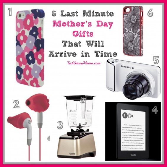 6 Last Minute Mother's Day Gift Must Haves That Will Arrive in Time