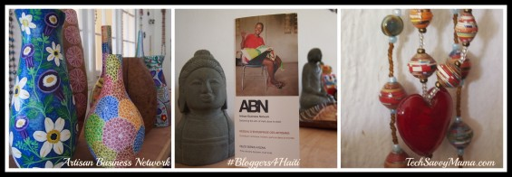 Artisan Business Network #Bloggers4Haiti
