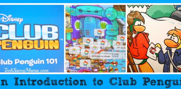 An Introduction to Club Penguin