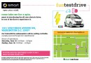 DC Readers: Smart Electric Drive in Georgetown This Weekend!