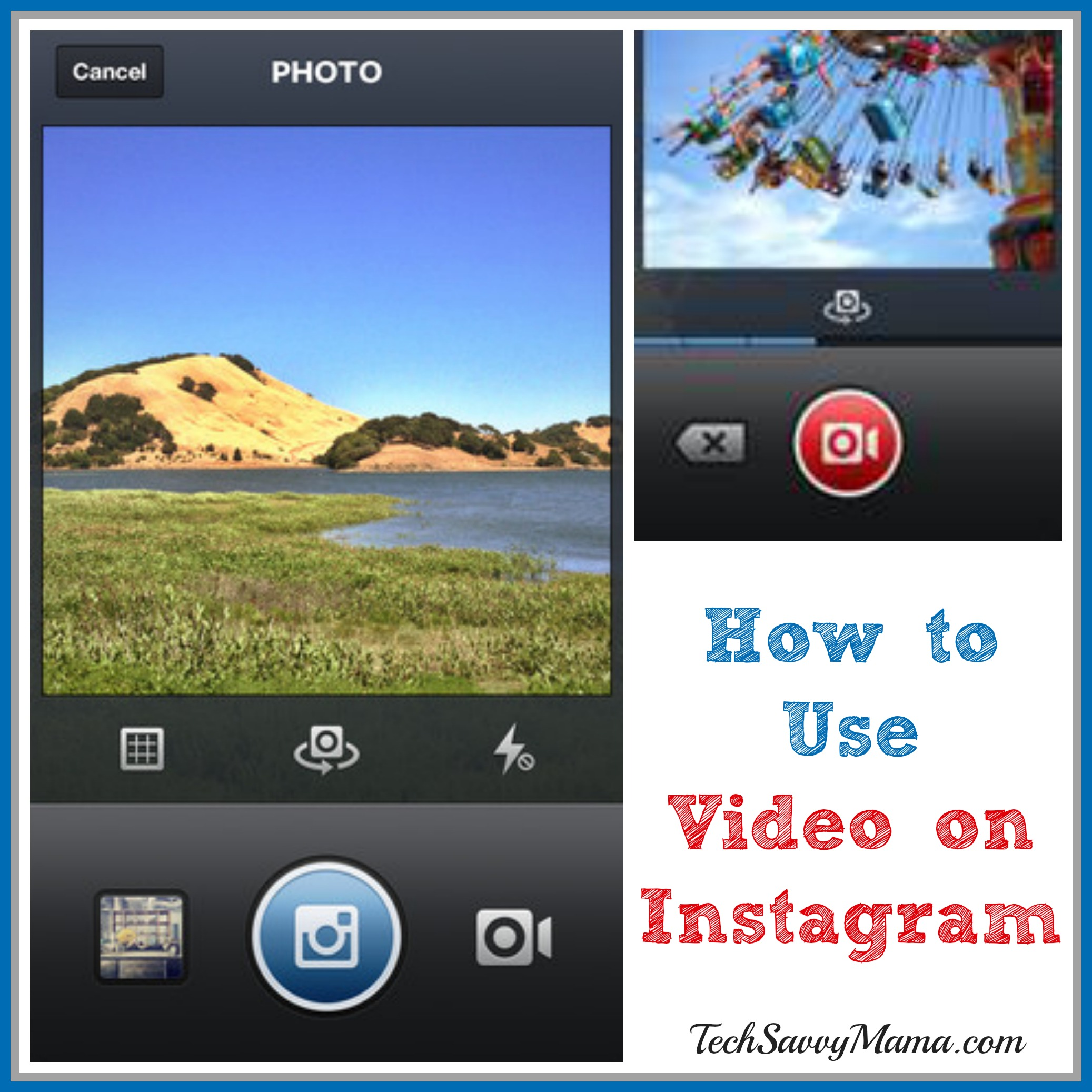 How to Use Video on Instagram (and comparing it to Vine)