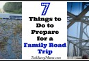 7 Things to Do to Prepare for a Family Road Trip {sponsored}