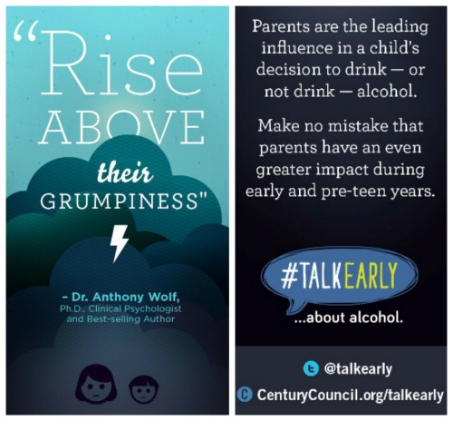 Rise About the Grumpiness #TalkEarly