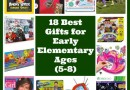 2013 Gift Guide: Best Gifts for Early Elementary Ages (5-8)