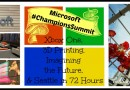 Microsoft #ChampionsSummit: Xbox One, 3D Printing, Imagining the Future, & Seattle in 72 Hours {sponsored}