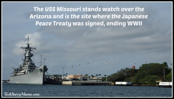 Battleship USS Missouri-Pearl Harbor