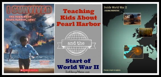 Teaching Kids About WW II