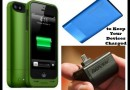 How Portable Power Accessories Keep My Devices Charged & New Portable Chargers for 2014 {sponsored}