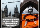Harry Potter Fans! Universal Studios Orlando Wizarding World News & Limited Edition Joseph Nogucci Patronus Bracelet