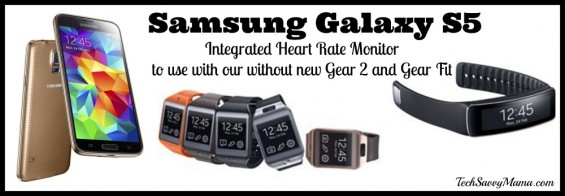 how to connect ant+ heart rate monitor to samasung s5