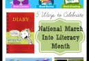5 Ways to Celebrate National March Into Literacy Month
