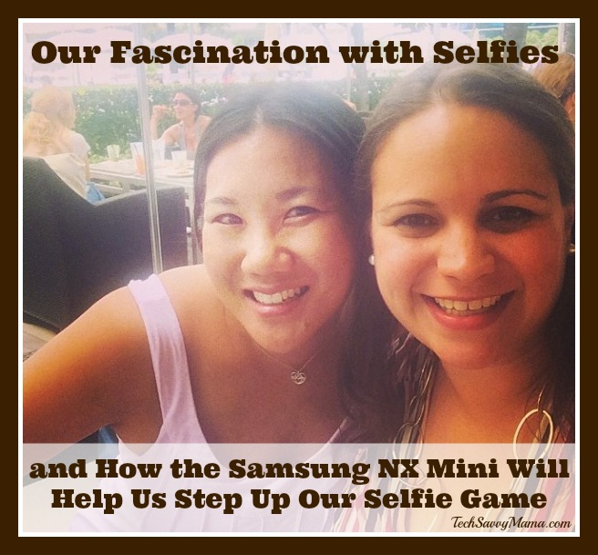 the fascination with selfies and how the samsung nx mini