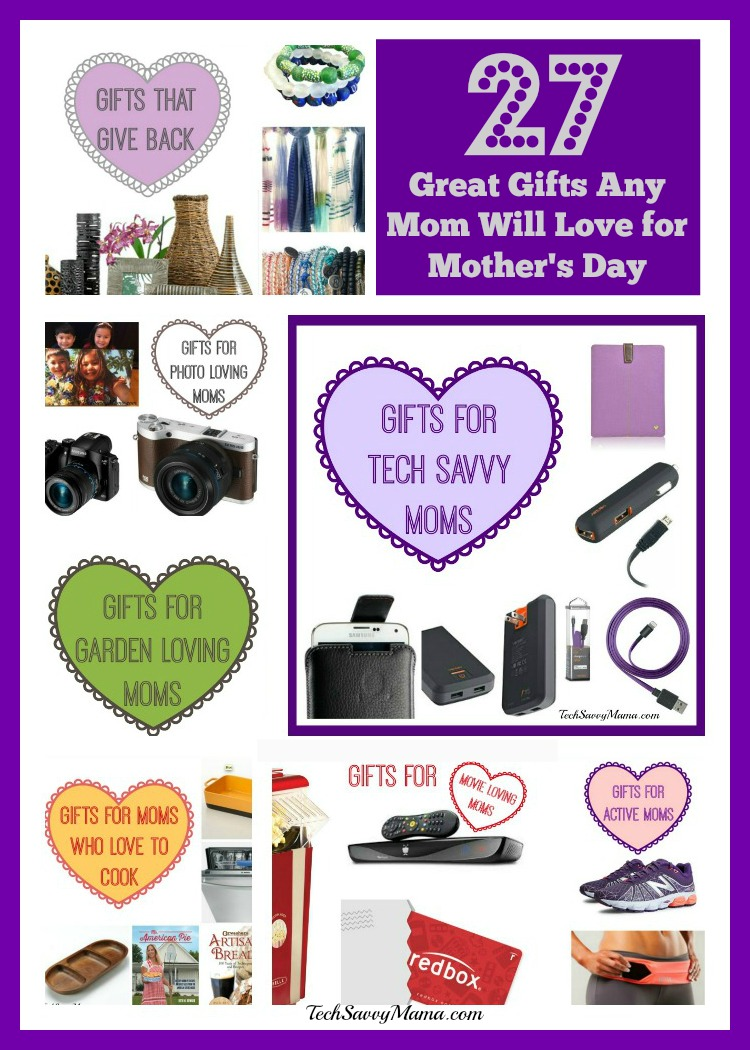 Great Gifts For Mom Part - 39: Tech Savvy Mama