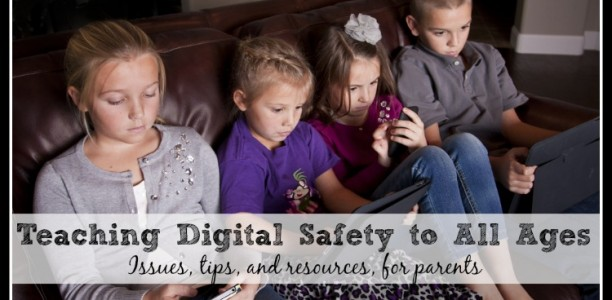 Teaching Digital Safety to All Ages During Internet Safety Month
