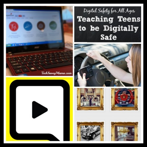 Teaching Teens to Be Digitally Safe