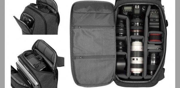 Incase DSLR Pro Pack Backpack Carries Camera Bodies, Lenses & Tech Gadgets Safely and in Style (w. giveaway)