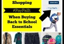 Streamline Online Shopping for Back to School Essentials When You #PayPalIt (w discounts from favorite online stores)