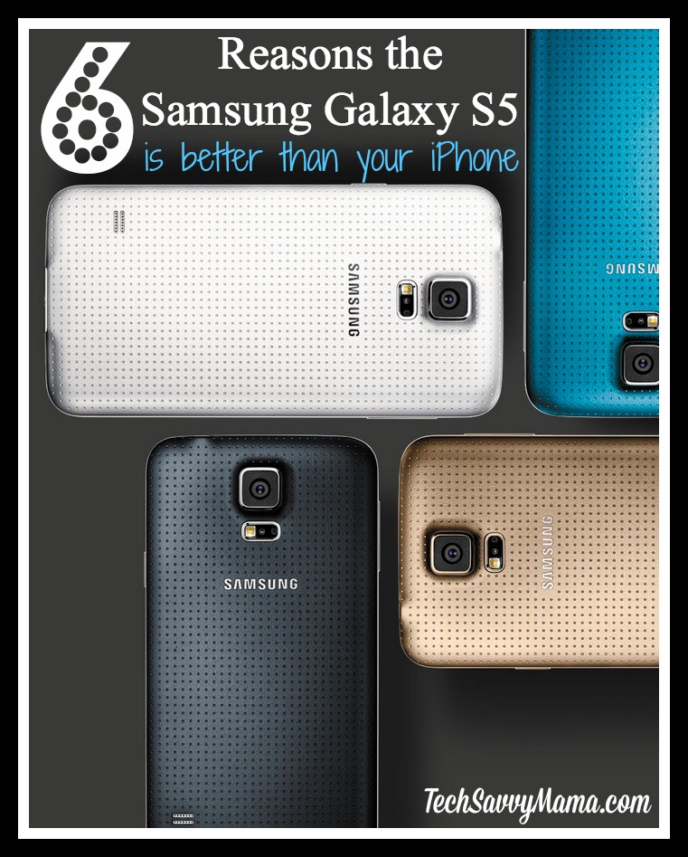 WAT IS BETER SAMSUNG S5 OF IPHONE 6