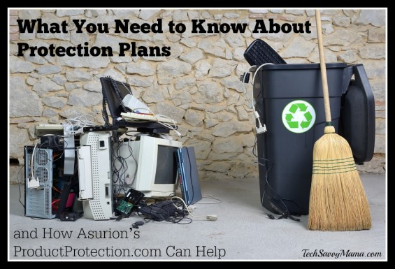 Helpful information about protecting appliances and devices from Asurion's ProductProtection.com
