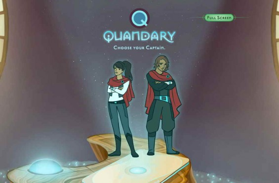 Quandary: Ethical Decision-Making Through Free Online Game Play