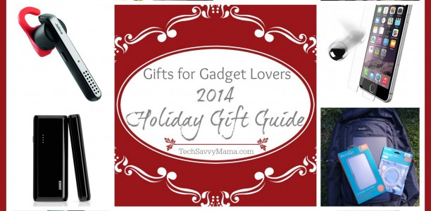 2014 Gift Guide: Gadget Lovers