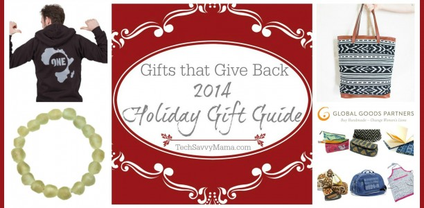 2014 Gift Guide: Purchase with a Purpose & the Importance of Buying Gifts that Give Back