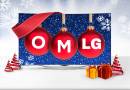 Win Prizes Hourly with HH Gregg's #OMLG Sweepstakes Starting Tuesday 12/16