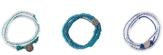 2014 Gift Guide: Gifts for Mom- 2014 Gifts for Mom: 100 Good Deeds Bracelet