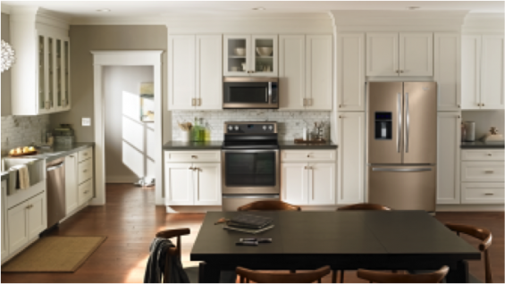 Sunset Bronze Appliances Why The Newest Whirlpool Kitchen