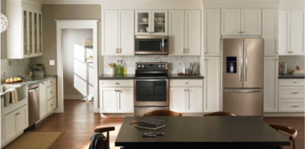 Sunset Bronze Appliances? Why the Newest Whirlpool Kitchen Suite Focuses on Important Moments in Family Life Instead of Fingerprints