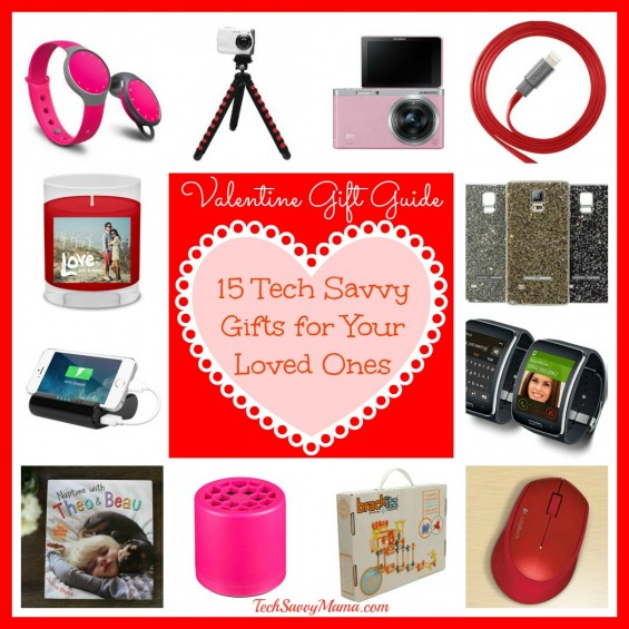 Valentine Gift Guide: 15 Tech Savvy Gifts for Your Loved Ones