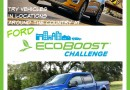 Ford Offers EcoBoost Challenge Tour for Consumers to Try Vehicles in Locations Around the Country