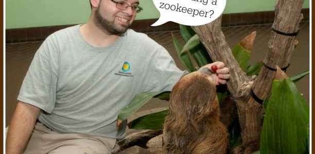 Encouraging Young Animal Lovers Towards Career in Zookeeping with TailsUp! and Advice from a National Zoo Zookeeper
