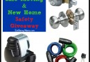 Listing Your House and Moving? Safety Tips for Moving into a New Home (w. giveaway)
