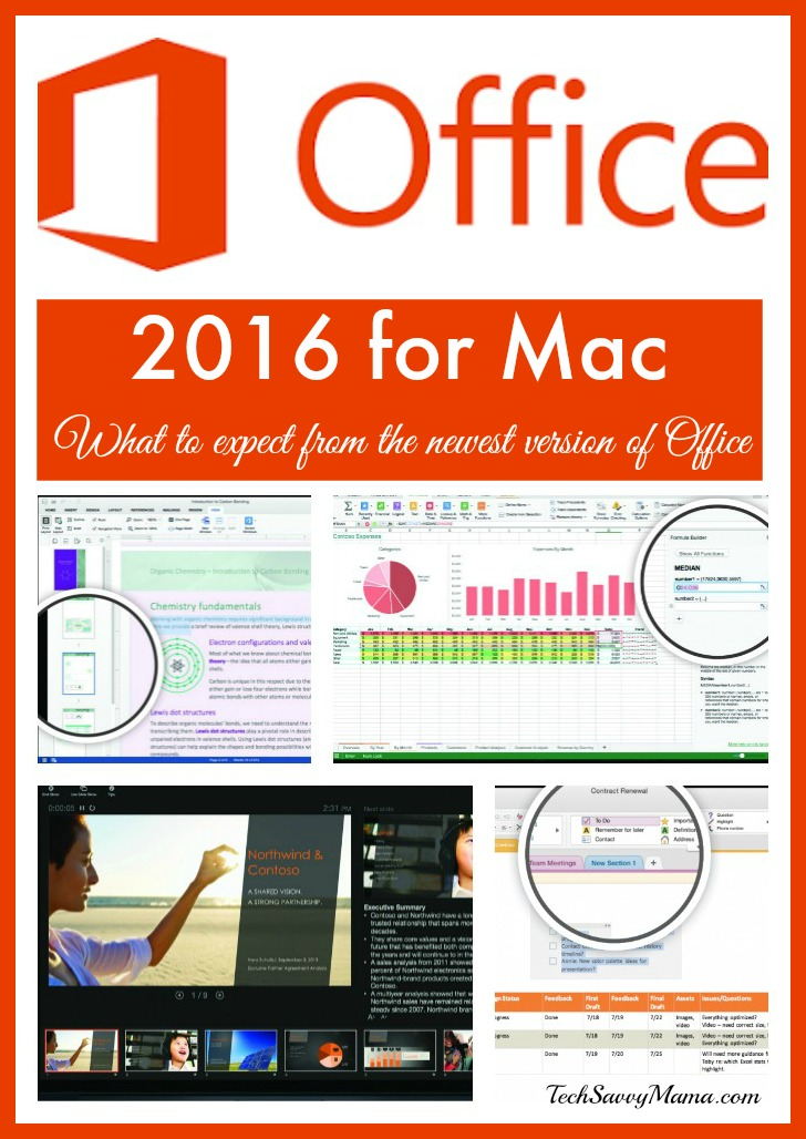 Mac users have you previewed office 2016 for mac here 39 s what you can expect tech savvy mama - How to get office for mac ...