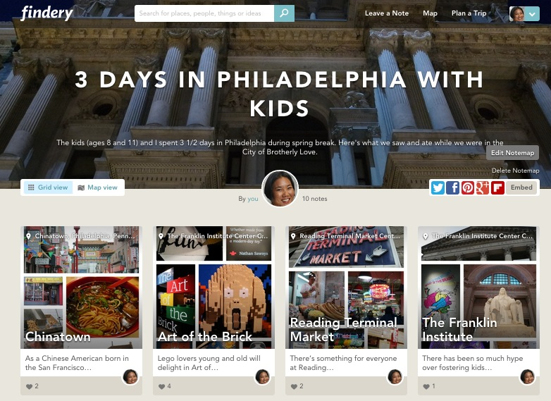 3 Days in Philadelphia with the Kids