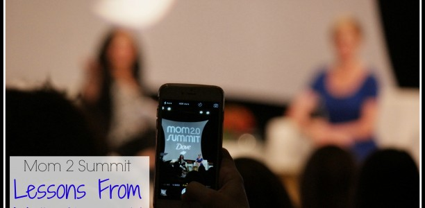 Lessons From Molly Ringwald at Mom 2.0 Summit