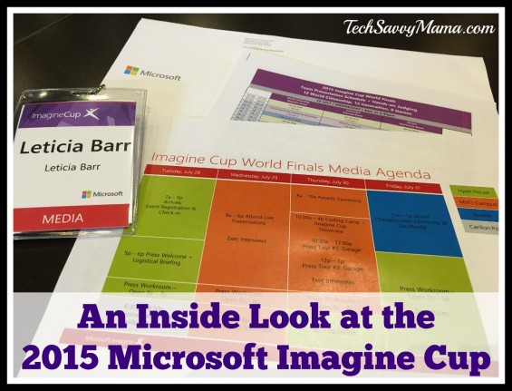 An Inside Look at the 2015 Microsoft Imagine Cup