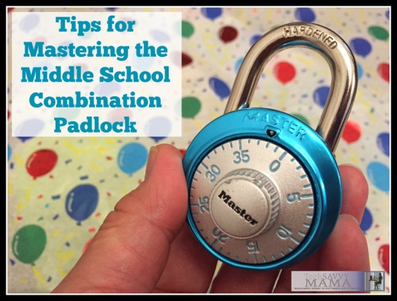 Tips for Mastering the Middle School Combination Padlock_1