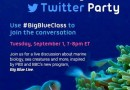PBS Learning Media Twitter Party with the Monterey Bay Aquarium TONIGHT!