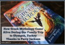 Greek Mythology Comes Alive During Family Trip to Olympos Thanks to Percy Jackson (w. giveaway)